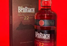BenRiach 22 Years
